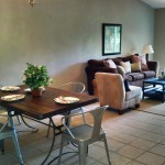 Jacksonville Duplex Gets Royal Vacant Staging and Great Results