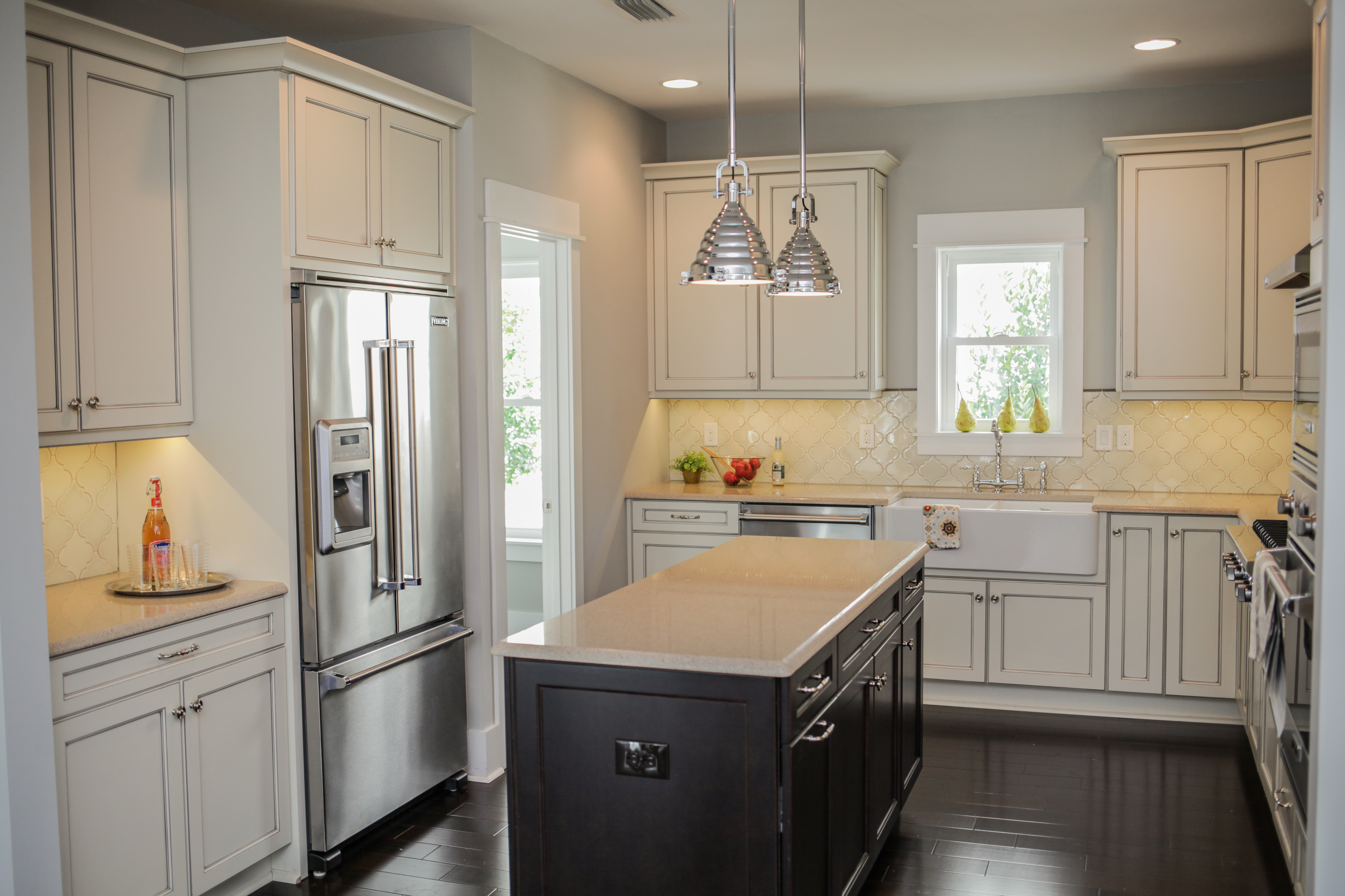 Choosing light fixtures for your home.