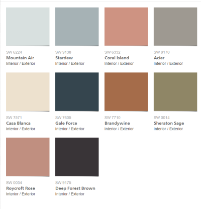 Sherwin-Williams-2017- Colormix