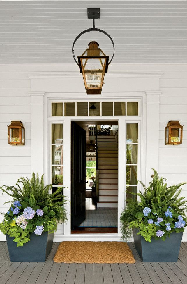 Update Your Front Entry For Spring Interior Design Home Staging