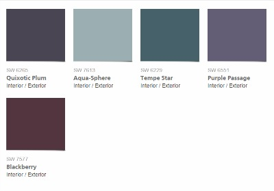 The 2016 Sherwin Williams Paint Colors Your Easy Guide Interior