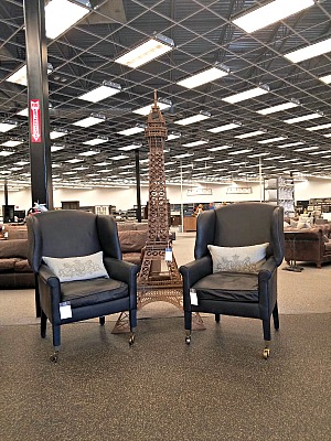 Restoration Hardware Outlet >> An Inside Peek At Jacksonville S Restoration Hardware Outlet