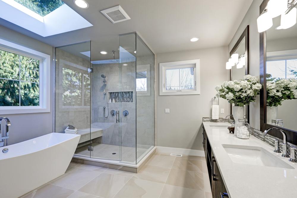 5 Ways To Upgrade Your Master Bathroom Interior Design Home Staging Jacksonville Fl Interiors Revitalized